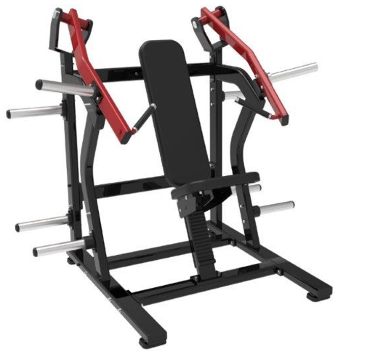 HS 8103 ISO LATERAL INCLINE CHEST PRESS