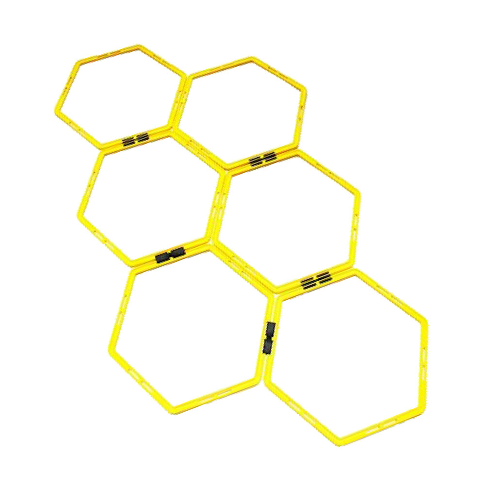 AG-6 (S L)  HEX AGILITY GRID (LARGE&SMALL)