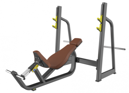 T 1042 INCLINE BENCH PRESS