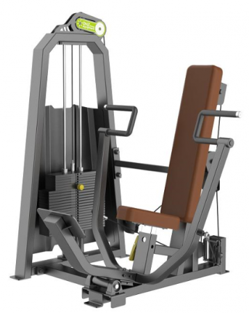 T 1008 SEATED CHEST PRESS